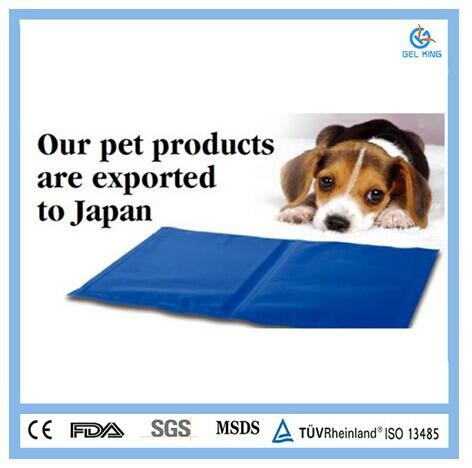 Wholesale Gel Hot Cold Pack Dog Walking Accessories Pet Mat