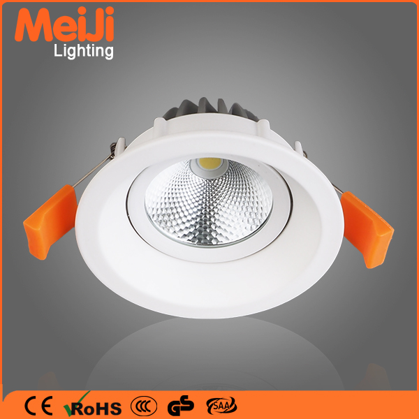 15w high brightness movale 3 years guarantee led downlight