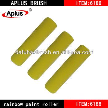 paint roller machine