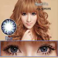 Meetone Vanilla big size color lens wholesale beautiful big eye contact lenses
