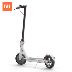 Good Quality Xiaomi Mi M365 Foldable Electric Scooter 12.5KG Weight 100KG Max Load Black And White Available