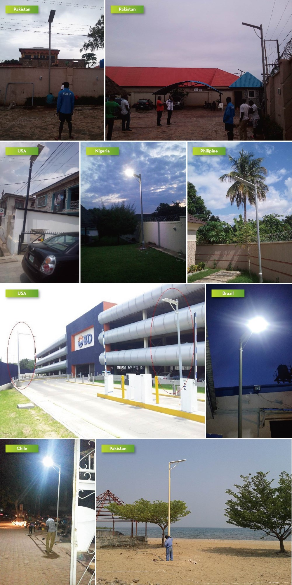 60W led solar street light with outdoor cctv camera and lithium asphalt battery backup