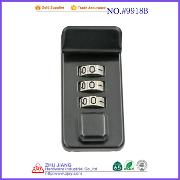 high quality combination bag lock hot sale
