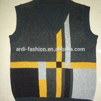 87a82b54c Branded Intarsia Knitted Kids Baby Boy Cotton Vests - Buy Baby ...