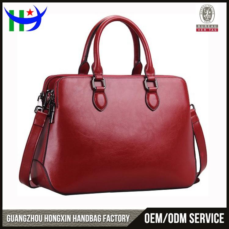 Alibaba china luxury brand free vintage custom-made genuine leather designer  tote lady bags women d50f5406e6