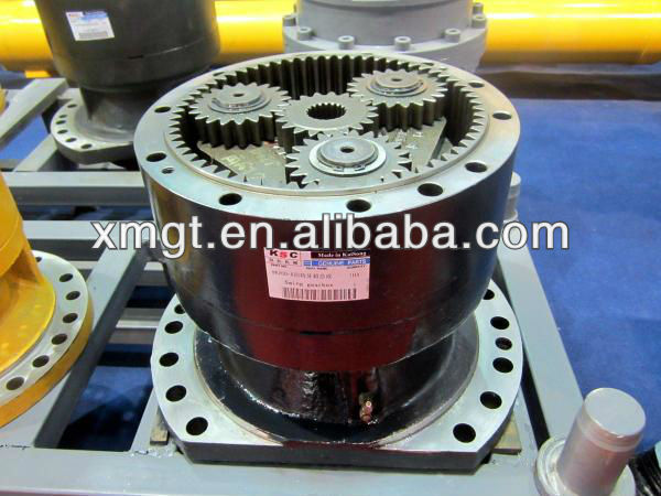 Sell OEM standard SK200-8 final drive assembly, planetary reducer, swing gearbox and final drive components