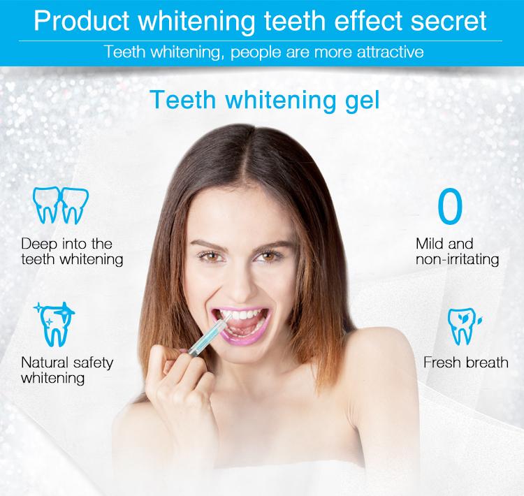 Blanqueamiento tandheelkundige kit bleken tanden bleken machine