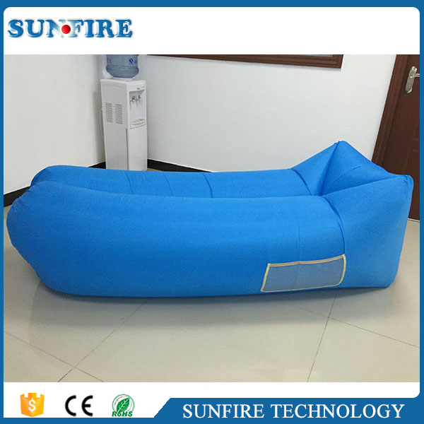 2017 inflatable new products lazy lounger sofa
