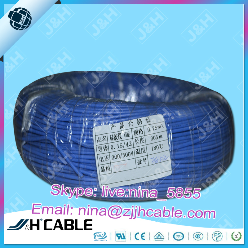 Vde H05ss-k Silicone Wire, Vde H05ss-k Silicone Wire Suppliers and ...