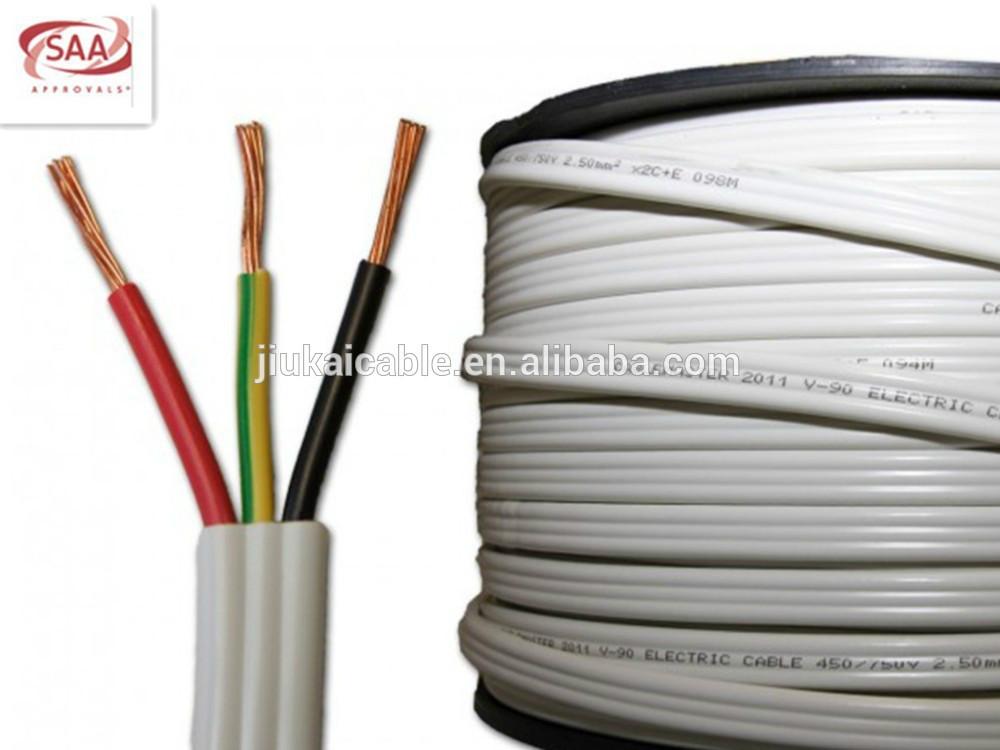 Australia Standard Single Strand Copper Electrical Wire 2.5mm Copper ...