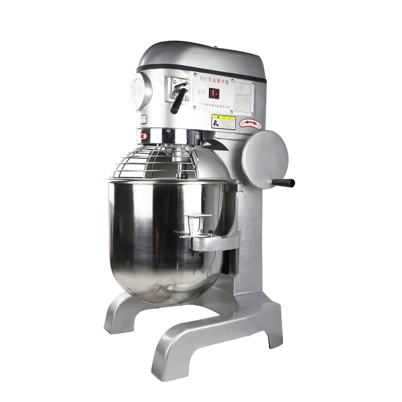 Stainless Steel Commercial Electric Food Mixer Blender B30