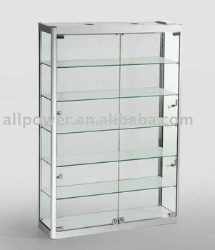 Beau Wall Mounted Display Cabinet (WC8 12)