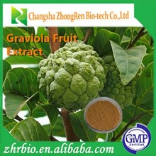 Manufacture Supply Top Quality Graviola Fruit Extract Powder 5:1, 10:1, 20:1