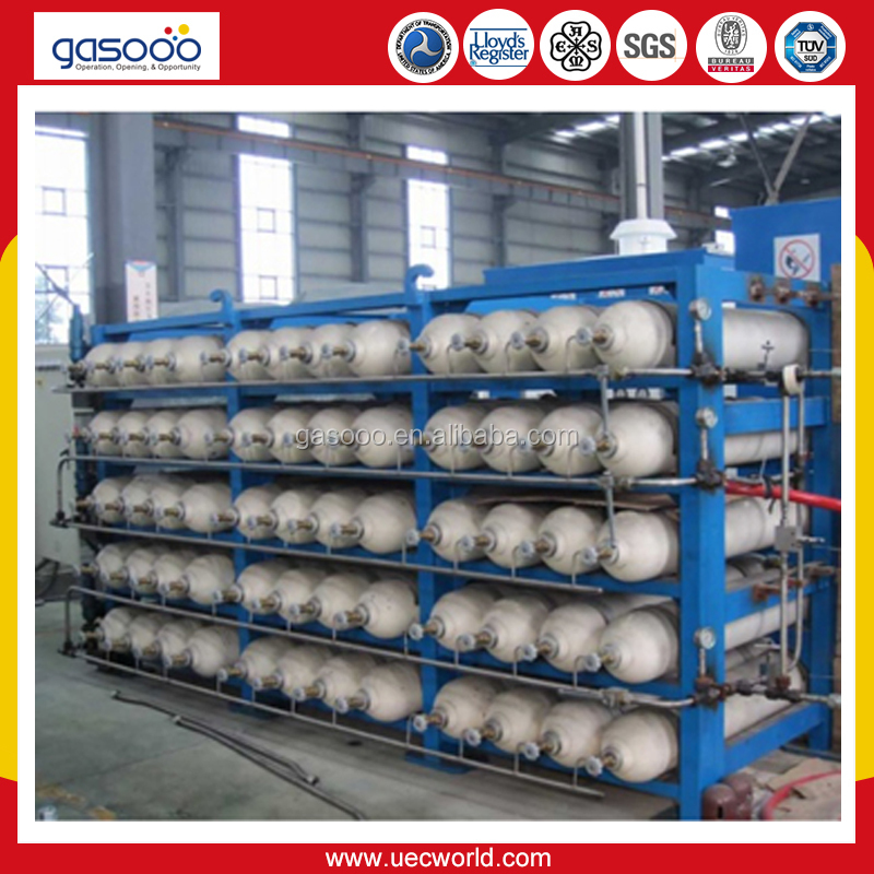 80L CNG cylinder type 1 for sale for car CNG cylinder Made in China