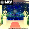 led DJ Group Star light drop Curtain / Disco Club Decoration