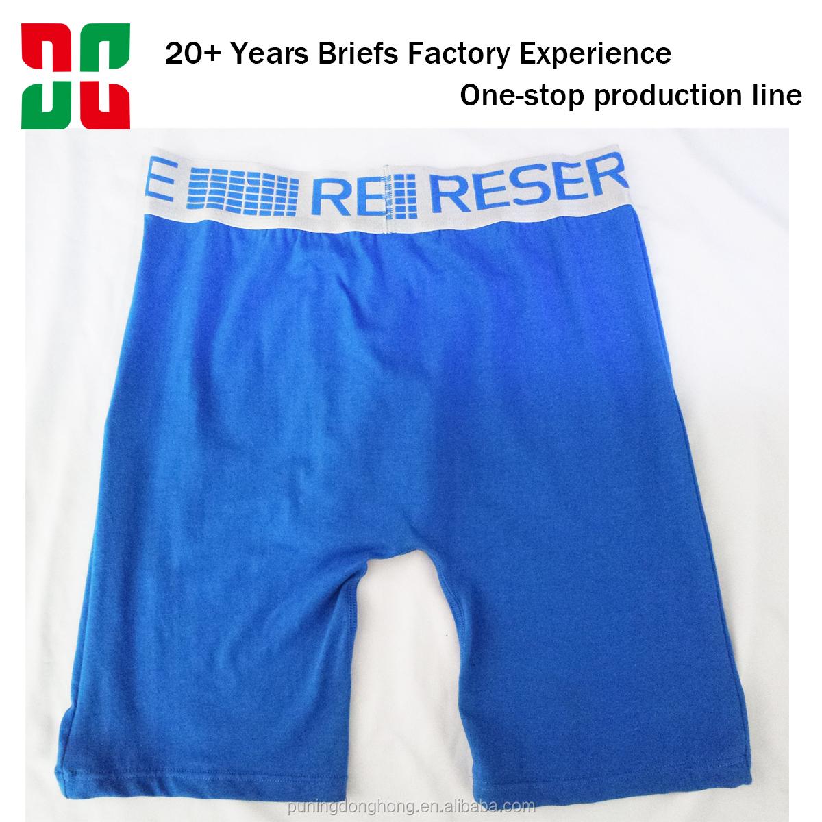 feb5027edb60 Oem No Rise Up Long Mans Jockey Underwear Man Brand - Buy Underwear ...