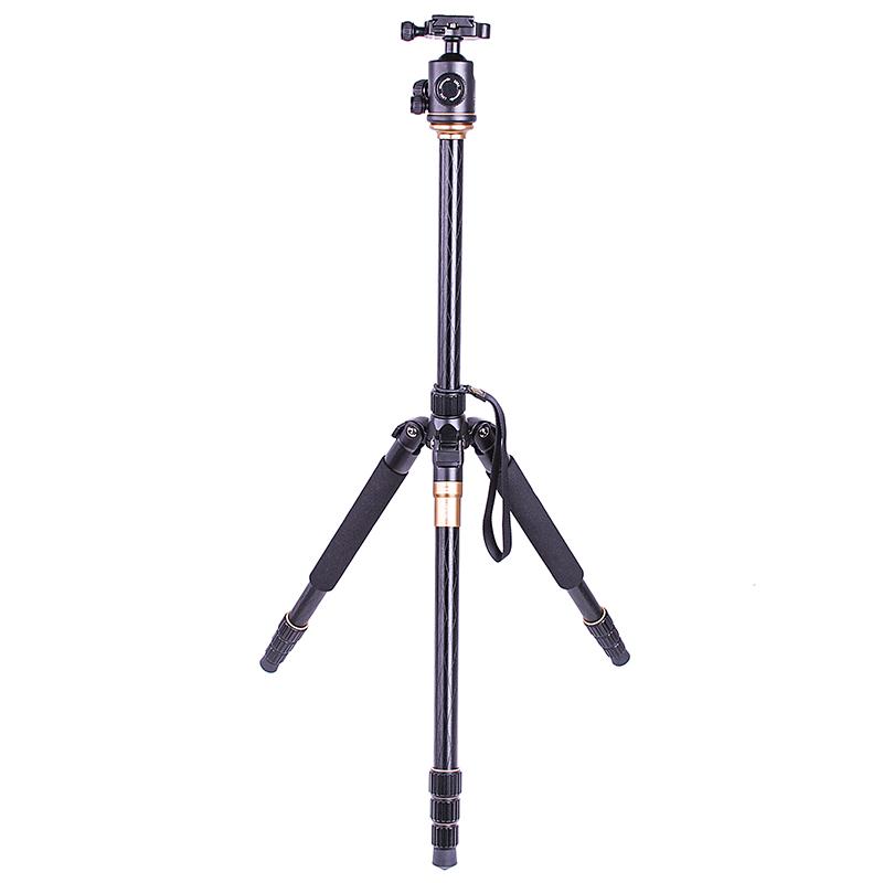 Portable travel 10KG bear dslr alloy monopod stand professional camera tripod for slr pro video tripodes