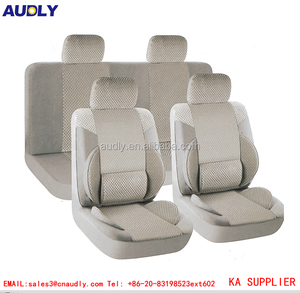 Xianju Audly Newest Factory Supply Cheap Car Seat Covers From China