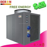 Air water swim pool equipment heat pump Spa Sauna electric heating heater with Titanium heat exchanger(Copeland, R410a)