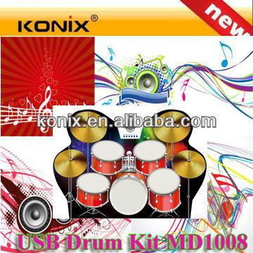 Usb roll-up drum kit драйвер скачать