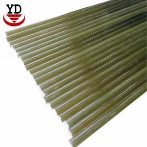 Customized Size Dimensions and composite insulator industry Application epoxy fiberglass rods