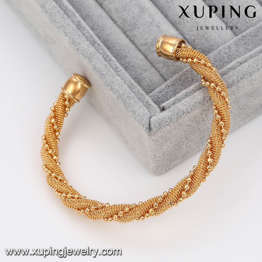 wristband gold chain pendant bangle for product twist fashion new bell plated cuff kid heart bangles store girl boy children jewelry ladies baby bracelet