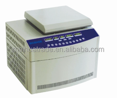 High quality Automatic balance Low speed refrigerated centrifuge special for blood bank
