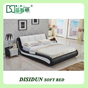 2015 new double bed designs for bedroom buy bed design for Double bed new design