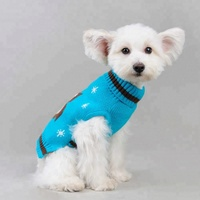 winter dog clothes new high-end Cutie owl pet sweater