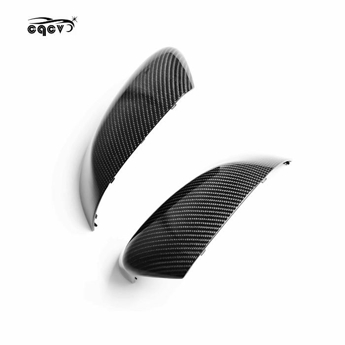 carbon fiber spiegel cover voor bmw x3 4 5 f15 6 serie interieur accessoires met chrome