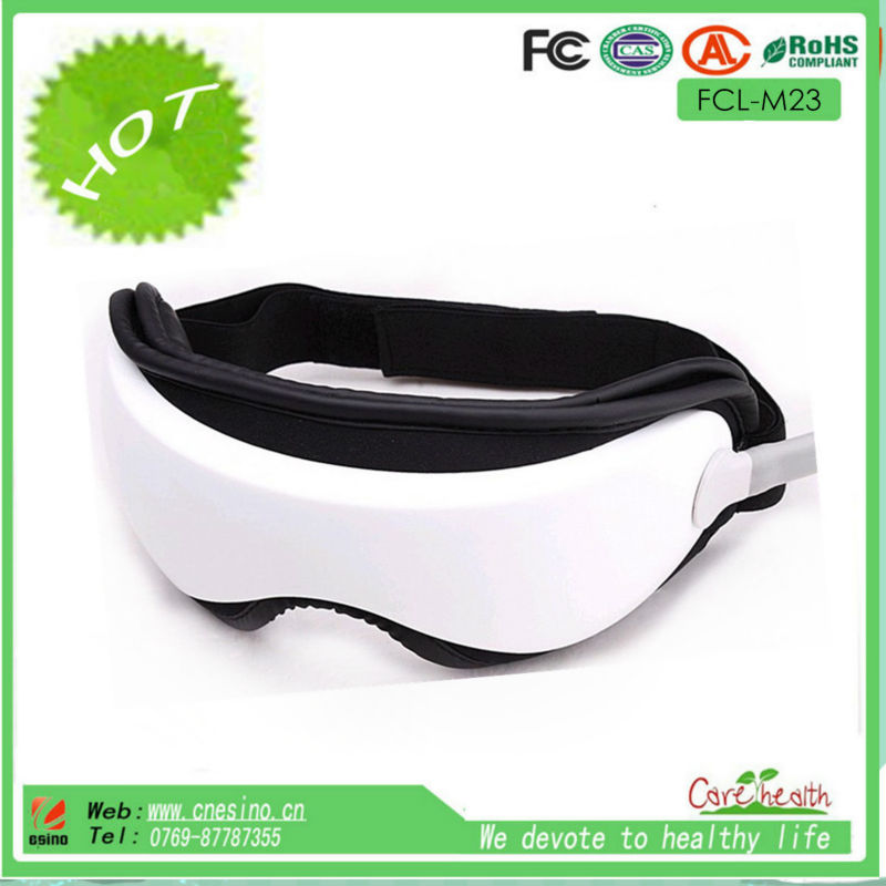 China Supplier New product Hot Massager, Rechargeable Eye Care Massager To Improve Near Eyesight