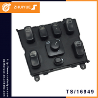 ZHUIYUE Auto Parts Agents 1638206610 OEM Auto Window Switch For Mercedes