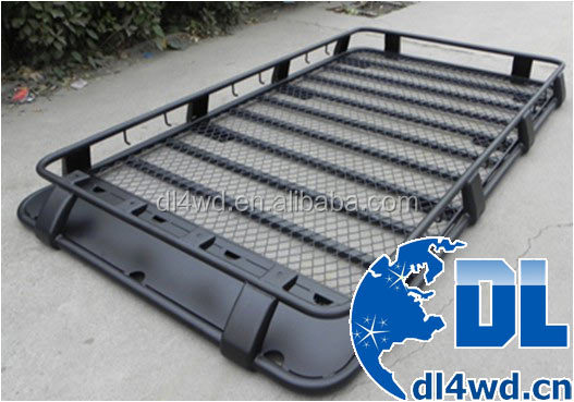 Marvelous Off Road Vehicles Car Roof Baskets Luggage Rack   Toyota Land Cruiser Roof  Rack 4x4   Buy Roof Rack 4x4,Land Cruiser Roof Rack,4x4 Roof Rack Product  On ...
