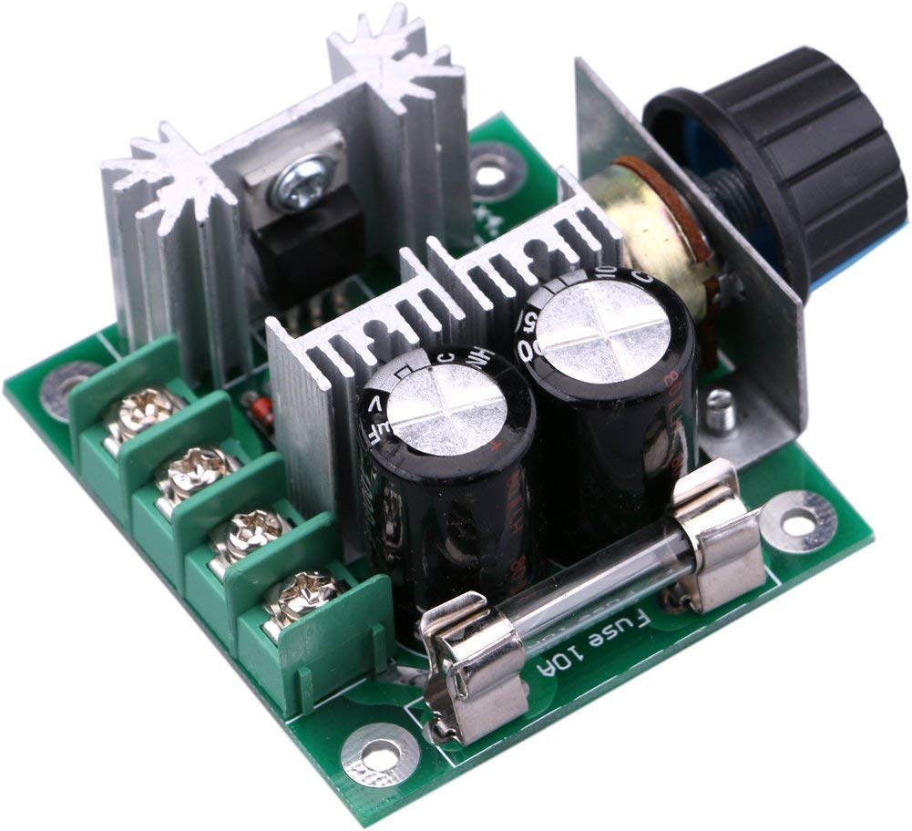 Speed Governor Driver Ccm5nj In Short Supply 12v 24v 36v 60v 10a Dc Motor Speed Controller Variable Speed Switch Pwm 400w Unique Goods max