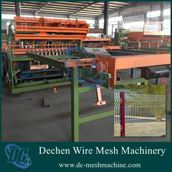 3-6mm Best price wire mesh fence welding machine and equipment(OEM)