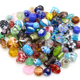 wholesale mix in bulk Murano lampwork glass beads for jewelry making