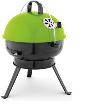 Outdoor Tuin Vierkante Grill,Houtskool Barbecue Grill Met