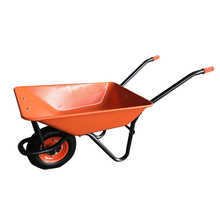 the heavy duty construction metal wheelbarrow WB4211 for sale in Qingdao