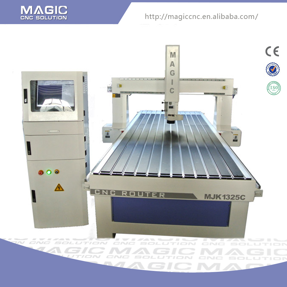 Easy to start up long life time 3 axis cnc router engraver machine