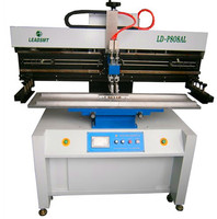 high precision SMT stencil machine for led tubes PCB printing
