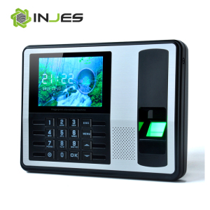 MYA7 TCP IP TFT Screen Free SDK Finger Print IC Card Biometric Attendance Machine