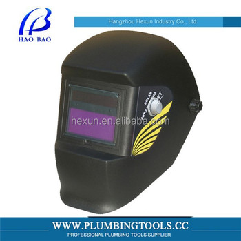 Hx-tn01 Hot Sale Solar Powered Auto Welding Mask,Speedglas Welding ...