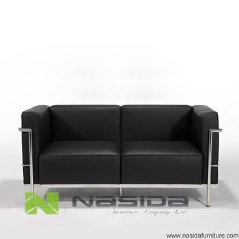 SF203 Triumph Le Corbusier Sofa Comfortable Leisure Sofa Le Corbusier Lc3  Modern Leather Sofa