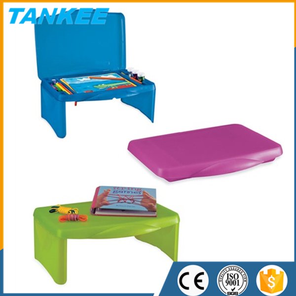 Kids portable storage folding lap desk