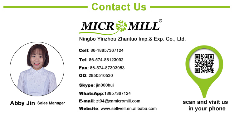 MICROMILL Wholesale broom factory in china low price plastic garden broom