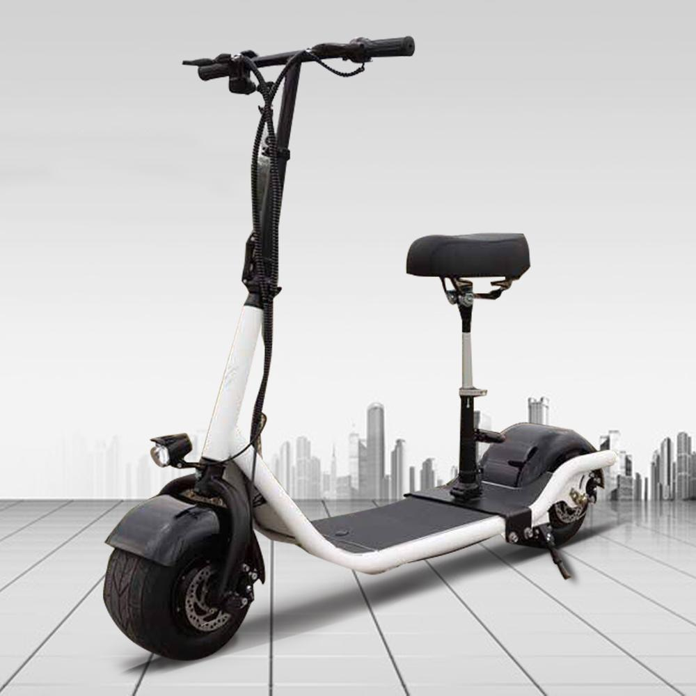 Good Quality new arrival big wheel kick scooter for adult