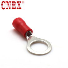 Hoge Kwaliteit Factory ring terminal tin plated connector lug pcv <span class=keywords><strong>mouw</strong></span>