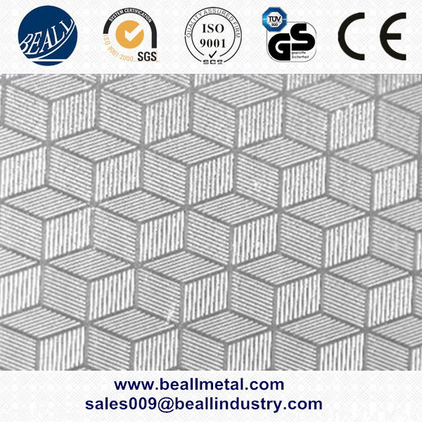 competitive price 201 304 316 430 embossed finish stainless steel sheet manufacturer!!!