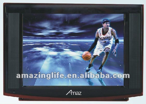 flat screen tv crt with good quality