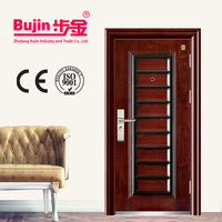 Steel garage door sizes and prices made in China